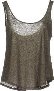 Enza Costa , Topwear Vests Women