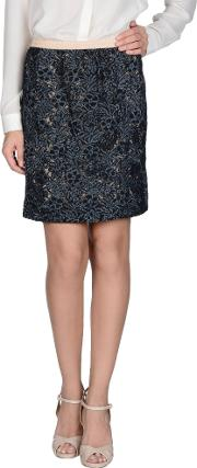 Stella Forest , Skirts Knee Length Skirts