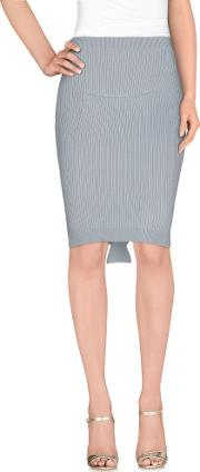 And Re Walker , Skirts Knee Length Skirts Women