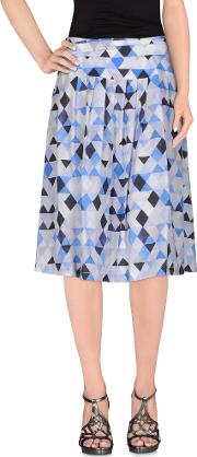 Arthur Arbesser , Skirts Knee Length Skirts
