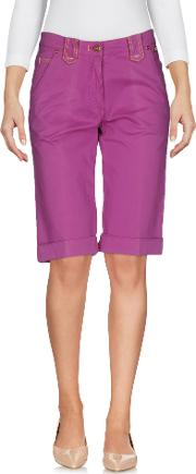 Alviero Martini 1a Classe , Trousers Bermuda Shorts Women