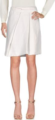 Chloe , Skirts Knee Length Skirts Women