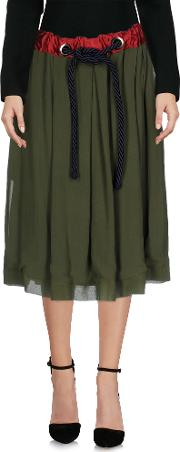 Michel Klein , Skirts Knee Length Skirts Women