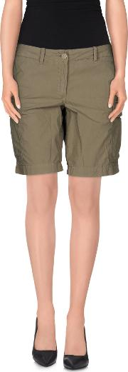 Napapijri , Trousers Bermuda Shorts Women