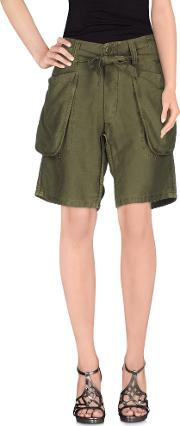 Nlst , Trousers Bermuda Shorts Women