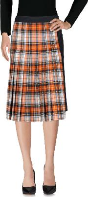 Cedric Charlier , Skirts Knee Length Skirts