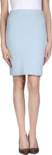 Ganni , Skirts Knee Length Skirts