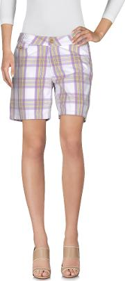 Franklin & Marshall , Trousers Bermuda Shorts Women