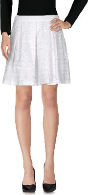 Boutique Moschino , Skirts Knee Length Skirts