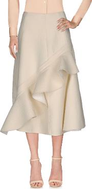 Celine , Skirts 34 Length Skirts Women
