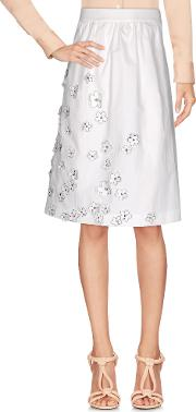 Jimi Roos , Skirts Knee Length Skirts Women