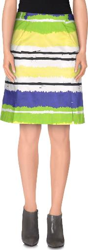 Aimo Richly , Skirts Knee Length Skirts Women