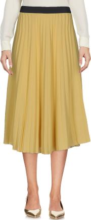 Roberto Collina , Skirts 34 Length Skirts Women